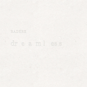 Radere_-_Dreamless_cover